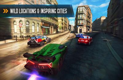 Download Asphalt 8: Airborne iPhone free game.