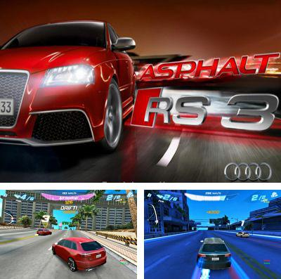 In addition to the game SunFlowers for iPhone, iPad or iPod, you can also download Asphalt Audi RS 3 for free.