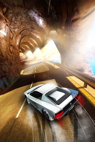 Download Asphalt: Overdrive iPhone free game.