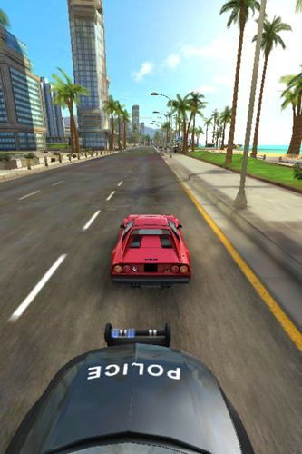 Capturas de pantalla del juego Asphalt: Overdrive para iPhone, iPad o iPod.