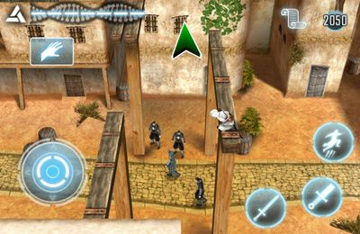 Kostenloser Download von Assassin's Creed – Alta?r's Chronicles für iPhone, iPad und iPod.