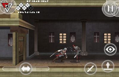 Kostenloses iPhone-Game Assassin's Creed II Discovery herunterladen.