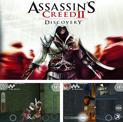 En plus du jeu Les Guerres Dessinées pour iPhone, iPad ou iPod, vous pouvez aussi télécharger gratuitement Le Credo de l'Assassin II. La Découverte, Assassin's Creed II Discovery.