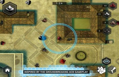Free Assassin's Creed Rearmed download for iPhone, iPad and iPod.