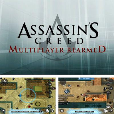 En plus du jeu Le Halloween de Glace pour iPhone, iPad ou iPod, vous pouvez aussi télécharger gratuitement Le Credo de l'Assasin: Le Réarmement, Assassin's Creed Rearmed.