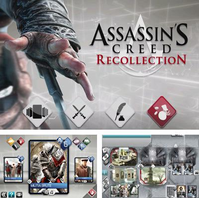 En plus du jeu Skatebordeur illimité pour iPhone, iPad ou iPod, vous pouvez aussi télécharger gratuitement Le Credo de l'Assassin:la Reproduction, Assassin's Creed Recollection.