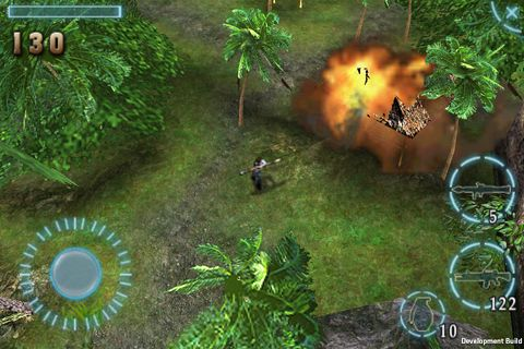 Screenshots vom Spiel Assault commando für iPhone, iPad oder iPod.