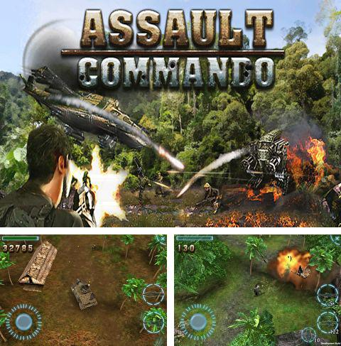 In addition to the game Swing tale for iPhone, iPad or iPod, you can also download Assault commando for free.