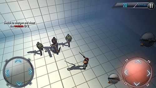 Screenshots of the Assault commando 2 game for iPhone, iPad or iPod.