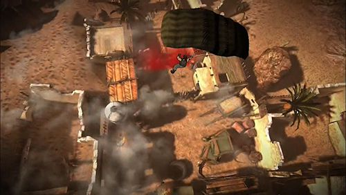 Screenshots vom Spiel Assault commando 2 für iPhone, iPad oder iPod.