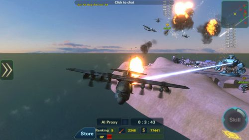 Descarga gratuita de Assault corps 2 para iPhone, iPad y iPod.