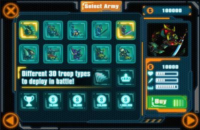 Screenshots vom Spiel Assault Mission für iPhone, iPad oder iPod.