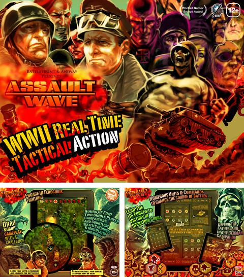 In addition to the game Sensei Wars for iPhone, iPad or iPod, you can also download Assault Wave for free.