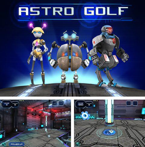 In addition to the game Necronomicon: The Dawning of Darkness for iPhone, iPad or iPod, you can also download Astro golf for free.