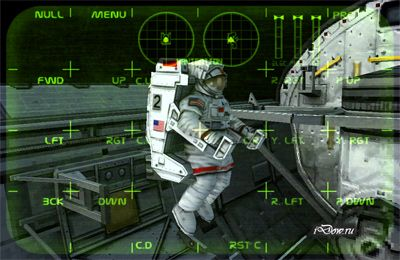 Capturas de pantalla del juego Astronaut Spacewalk para iPhone, iPad o iPod.