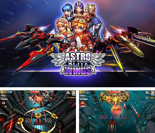 In addition to the game Mobile strike for iPhone, iPad or iPod, you can also download Astrowings: Blitz for free.