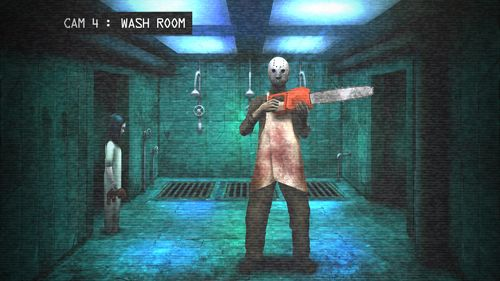 Screenshots of the Asylum: Night shift game for iPhone, iPad or iPod.
