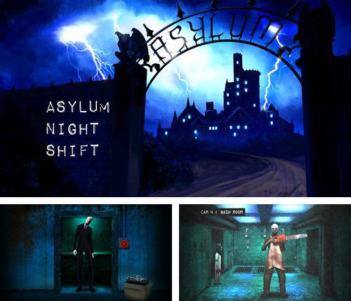 In addition to the game Blade of betrayal for iPhone, iPad or iPod, you can also download Asylum: Night shift for free.