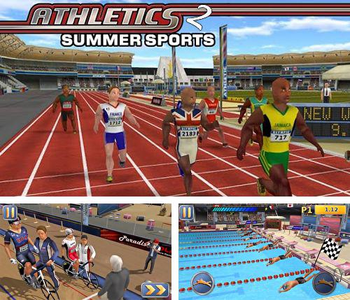 In addition to the game Chop Chop Tennis for iPhone, iPad or iPod, you can also download Athletics 2: Summer sports for free.
