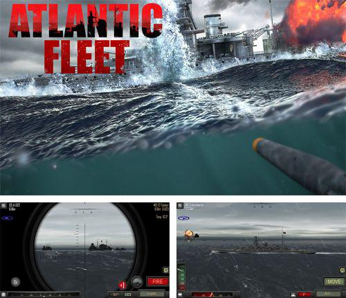 In addition to the game Mission: Deep Sea for iPhone, iPad or iPod, you can also download Atlantic fleet for free.