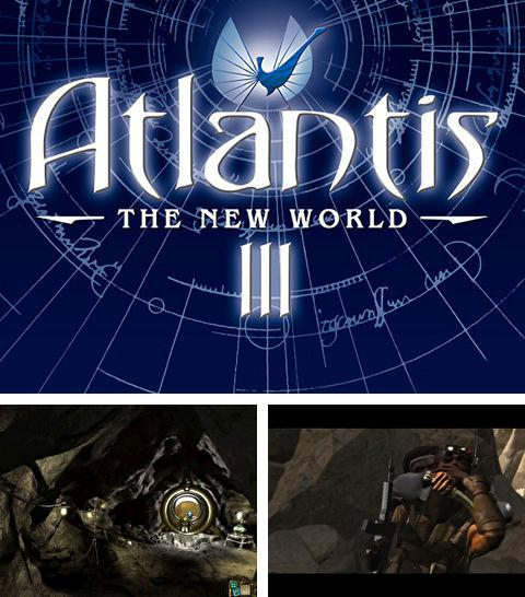 Download Atlantis 3: The new world iPhone free game.