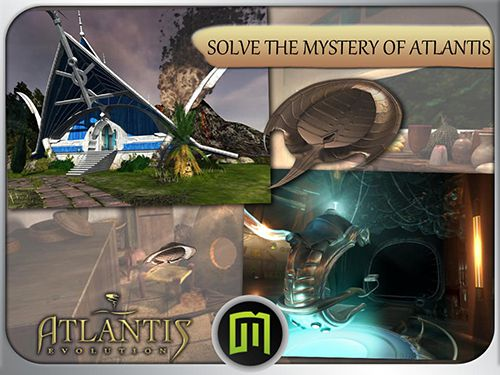Free Atlantis 4: Evolution download for iPhone, iPad and iPod.