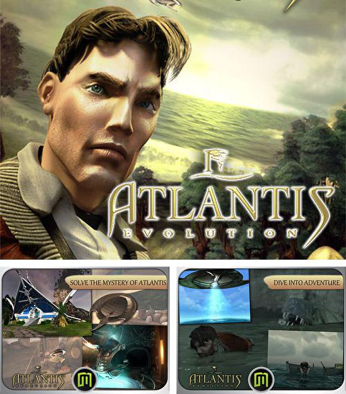 Download Atlantis 4: Evolution iPhone free game.