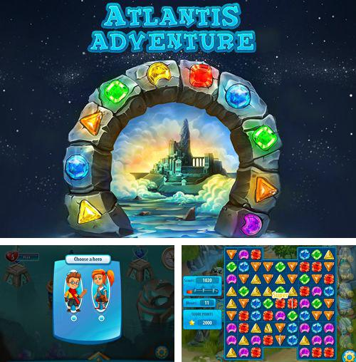 In addition to the game Warm Gun for iPhone, iPad or iPod, you can also download Atlantis adventure for free.
