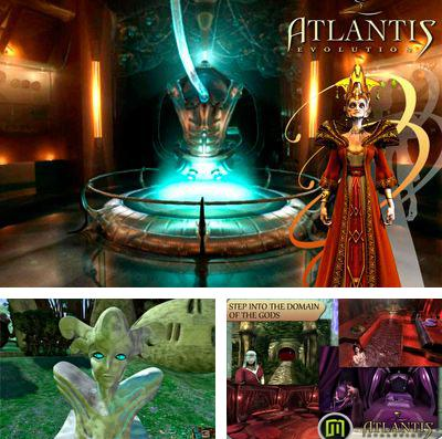 In addition to the game Crafting story for iPhone, iPad or iPod, you can also download Atlantis: Evolution for free.