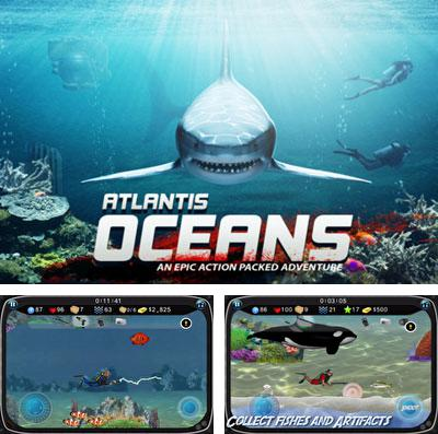 In addition to the game Feral fury for iPhone, iPad or iPod, you can also download Atlantis Oceans for free.