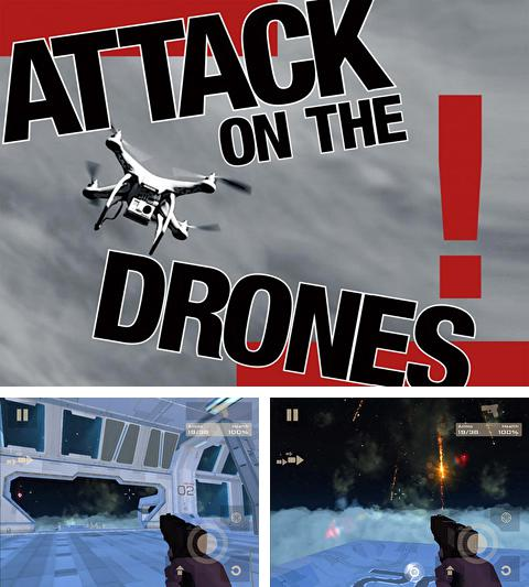 In addition to the game Nozomi: Disaster & hope for iPhone, iPad or iPod, you can also download Attack of the drones for free.