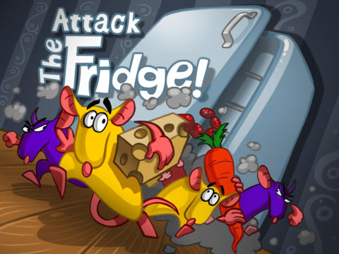 Attack the Fridge!