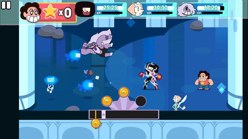 Kostenloser Download von Attack the light: Steven universe für iPhone, iPad und iPod.
