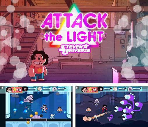 In addition to the game Toca lab for iPhone, iPad or iPod, you can also download Attack the light: Steven universe for free.