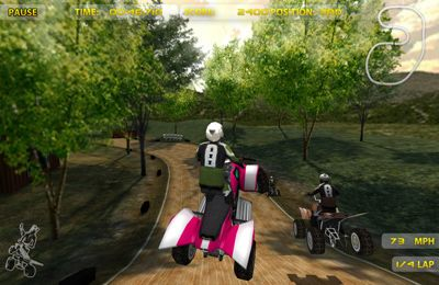 Download ATV Madness iPhone free game.