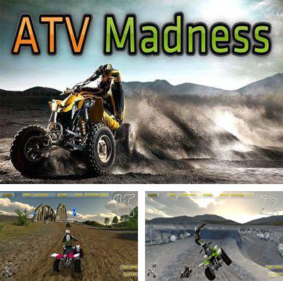 In addition to the game Agent A: A puzzle in disguise for iPhone, iPad or iPod, you can also download ATV Madness for free.