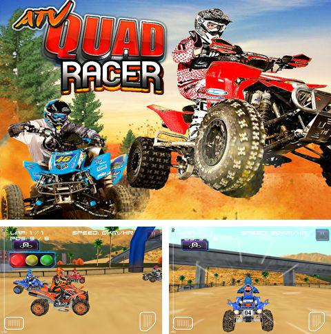 In addition to the game Stickman BMX for iPhone, iPad or iPod, you can also download ATV quad racer for free.