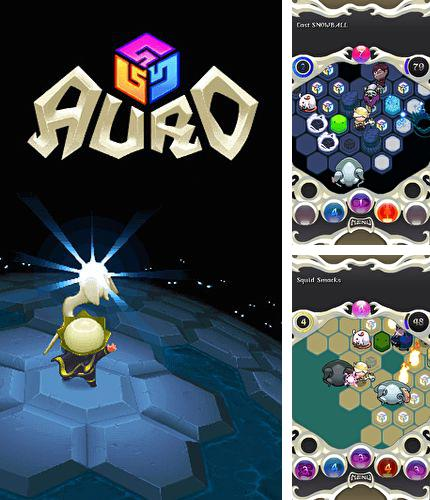 In addition to the game Jumpmaster for iPhone, iPad or iPod, you can also download Auro: A monster-bumping adventure for free.