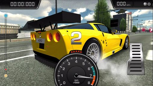 Kostenloses iPhone-Game Auto Club: Revolution Drift herunterladen.