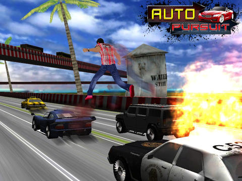 Descarga gratuita de Auto Pursuit para iPhone, iPad y iPod.