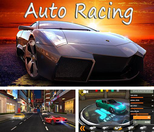 In addition to the game Gravity Guy for iPhone, iPad or iPod, you can also download Auto racing for free.