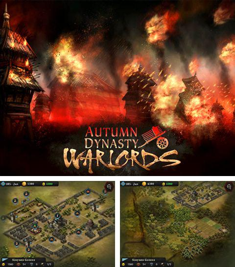 In addition to the game Bound land for iPhone, iPad or iPod, you can also download Autumn dynasty: Warlords for free.