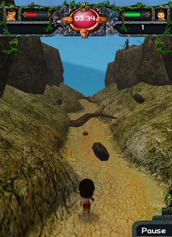 Screenshots of the Avatari game for iPhone, iPad or iPod.