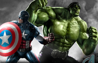Download Avengers Initiative iPhone free game.