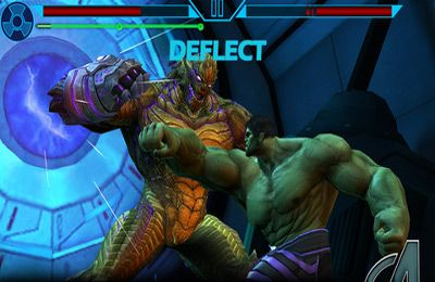 Screenshots vom Spiel Avengers Initiative für iPhone, iPad oder iPod.
