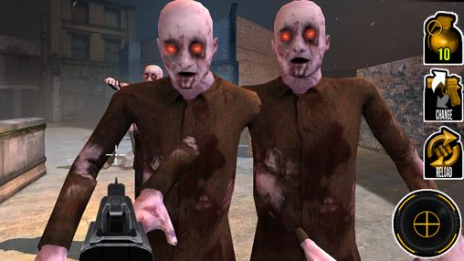 Download Awake zombie: Hell gate iPhone free game.