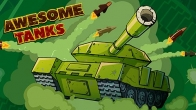 下载Awesome tanks免费 iPhone 游戏。
