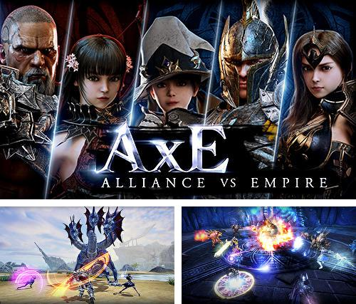 AxE: Alliance vs. empire