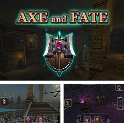 In addition to the game Sprint Driver for iPhone, iPad or iPod, you can also download Axe and Fate for free.