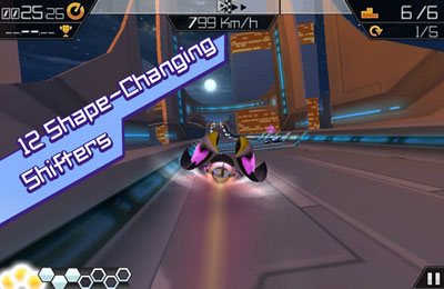 Screenshots of the AXL: Full Boost game for iPhone, iPad or iPod.